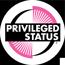 priviledged status logo