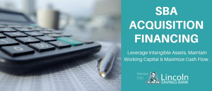SBA Acquisition Financing