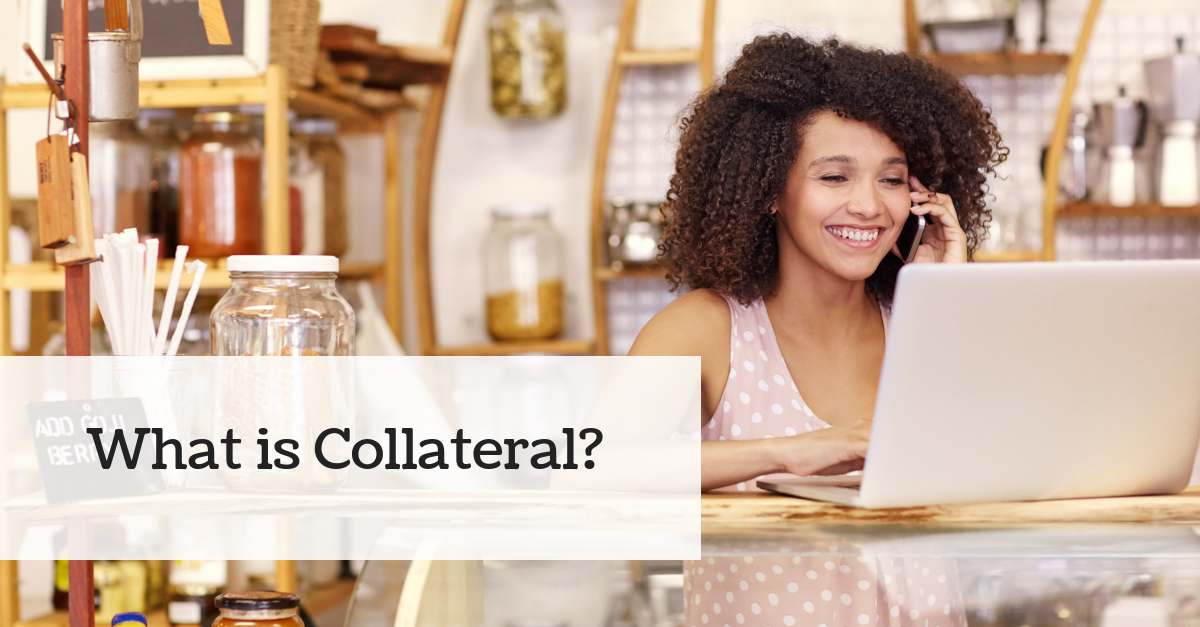 What is Collateral_header- business lending site